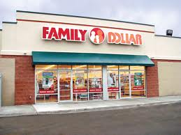 family dollar store front