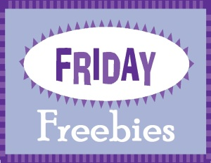 friday freebies