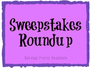 Sweepstakes-Roundup