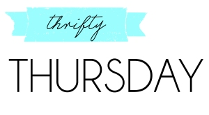 Thrifty-Thursday